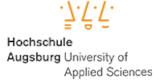 Hochschule für angewandte Wissenschaften Augsburg